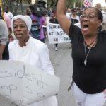 Haïti pays africains Trump