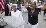 Les haïtiens des Etats-Unis protestent contre les propos de Trump