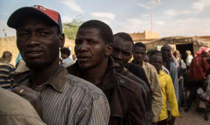 Un Africain en colère : «On veut rentrer chez nous, mais la France nous impose des dictateurs»