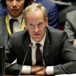 L'ambassadeur suédois auprès des Nations unies, Olof Skoog. D. R.