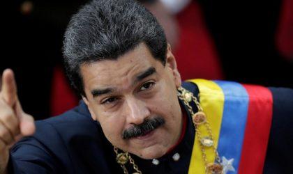 Maduro à Trump: «Ma patience envers les Etats-Unis est à bout»