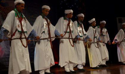 Célébration du Nouvel An berbère 2968 à Alger