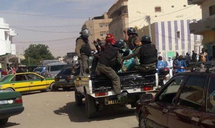 La marche de l'IRA-Mauritanie réprimée dans le sang par la police d'Ould Abdelaziz