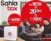 Avec Sahla box d'Ooredoo, partagez une expérience unique du haut débit mobile avec toute la famille