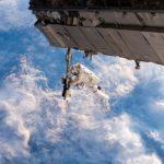 cosmonaute russe espace