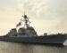 Des navires de la Marine américaine détectés en mer Noire