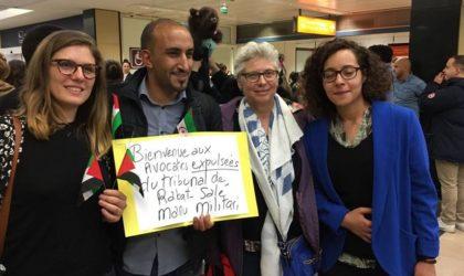 Les avocates du groupe de Gdeim Izik: «Il est impossible d'exercer le métier d'avocat au Maroc»