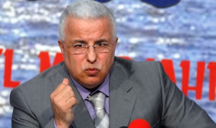 Benmeradi: «Nous irons à l'OMC quand nous serons prêts»