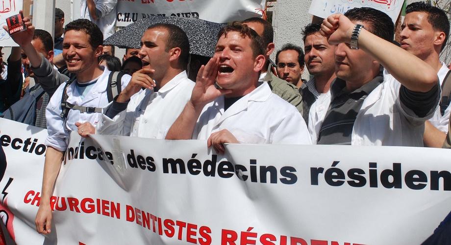 grève médecins