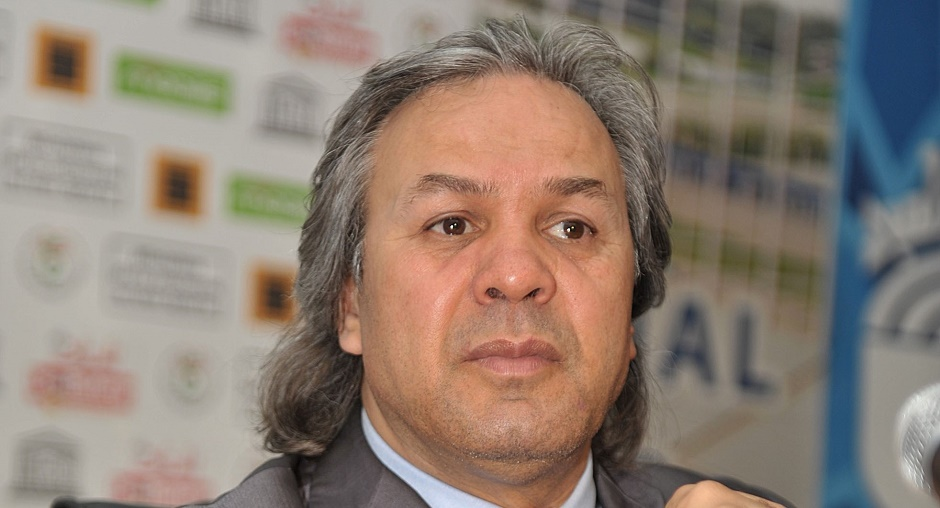 équipe nationale locaux A', stage Sidi Moussa