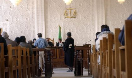 Skikda: peine capitale par contumace contre deux terroristes