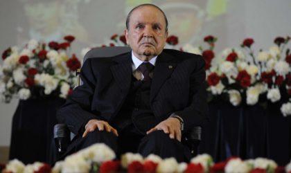 Bouteflika: l'espace virtuel, un «refuge» pour les terroristes, un «défi» pour les pays arabes