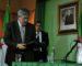 Ahmed Ouyahia s'entretient avec le Premier ministre nigérien