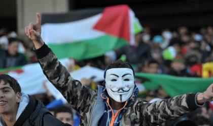 Match amical de football: Algérie U21 – Palestine A