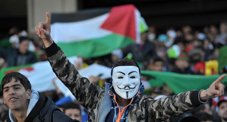 football Algérie Palestine