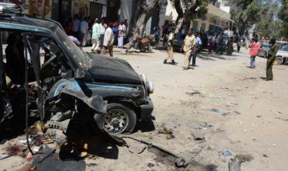 Attentats à Mogadiscio : le bilan s'alourdit à 38 morts