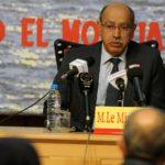 Mohamed Mebarki session février