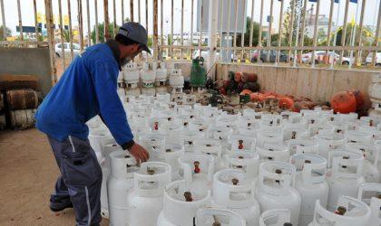 Gaz butane : d'importantes quantités écoulées à Médéa