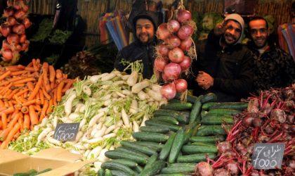 Consommation : l'inflation moyenne annuelle à plus de 5% en janvier 2018