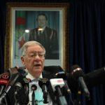 FLN Ould-Abbès 5e mandat Président Tliba