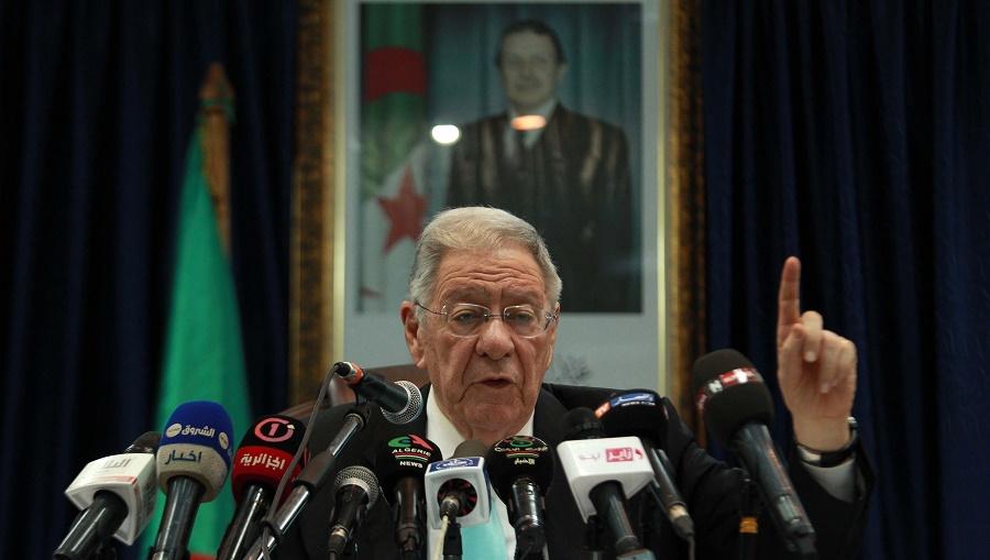 Ould-Abbès Salhi tamazight