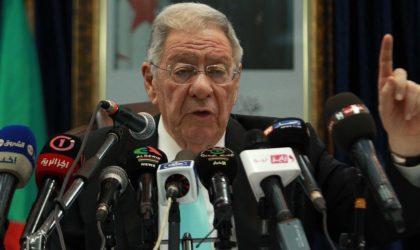 Ould-Abbès appelle les syndicats à préserver l'intérêt général