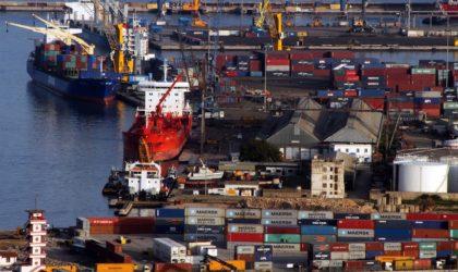Le déficit commercial à 2,95 milliards de dollars au premier semestre 2018