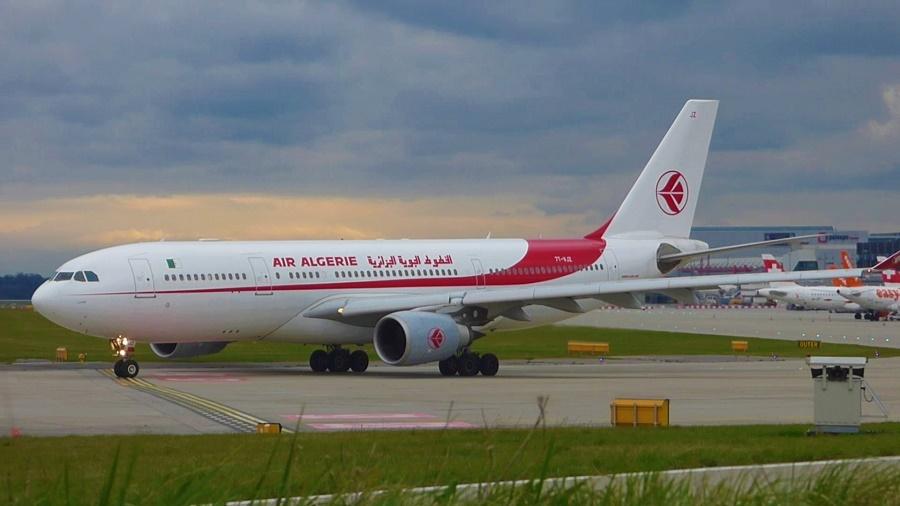 Air Algérie vols annulés mauvais temps