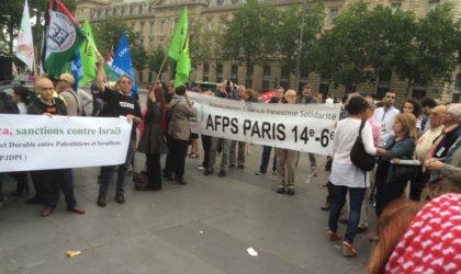 Des militants pro-palestiniens font annuler un festival dédié à Israël en France