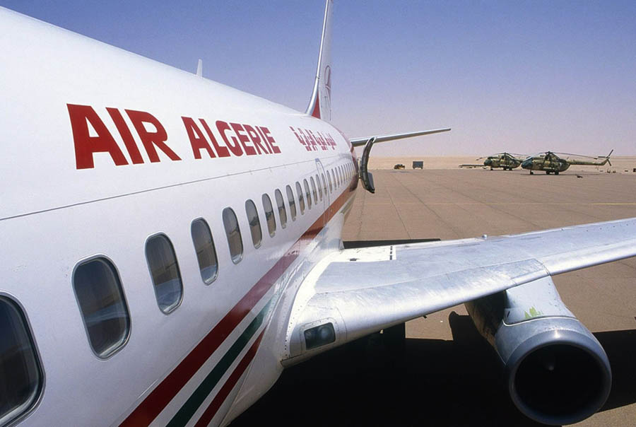 AH avion Air Algérie