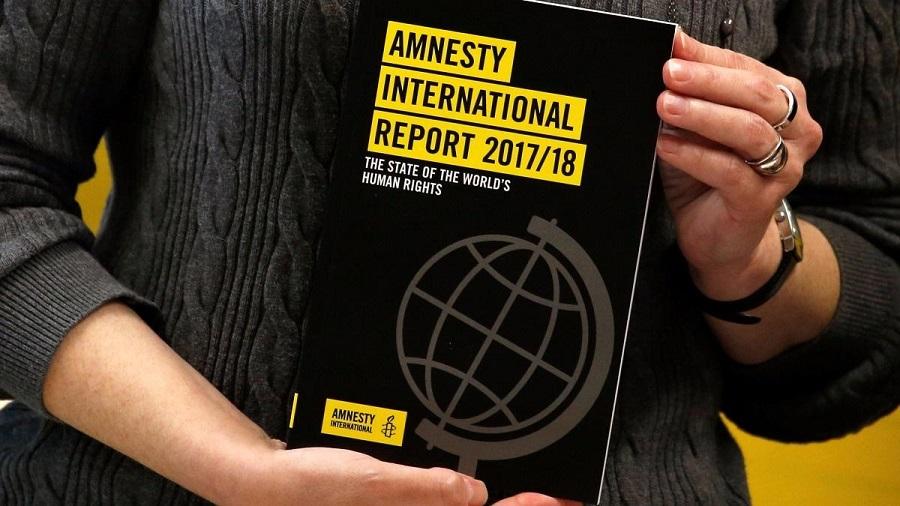 AI report droits