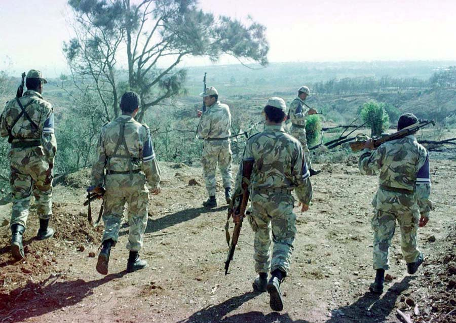 terrorisme Ouled Ahlal