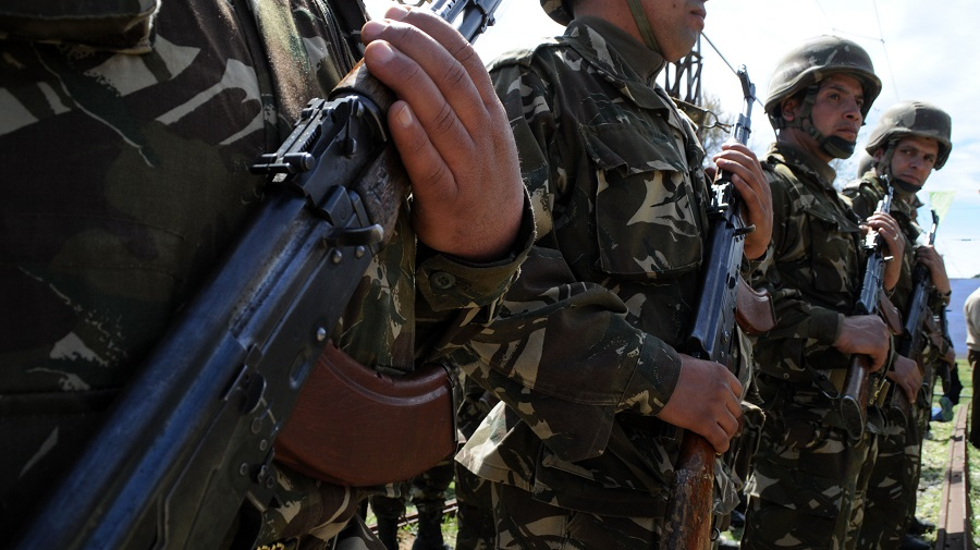 Armée Aqmi