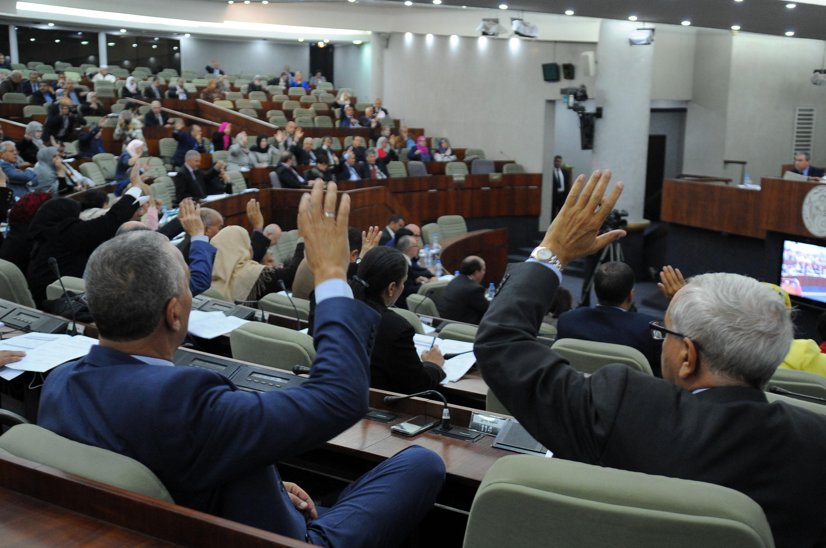 La question de l''enseignement de tamazight est remis en débat à l'APN. New Press