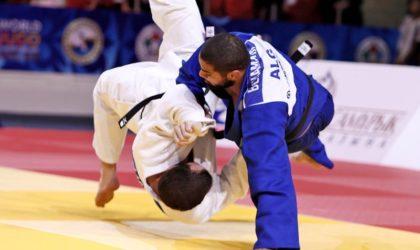 Judo : les Algériens présents au Master de Doha