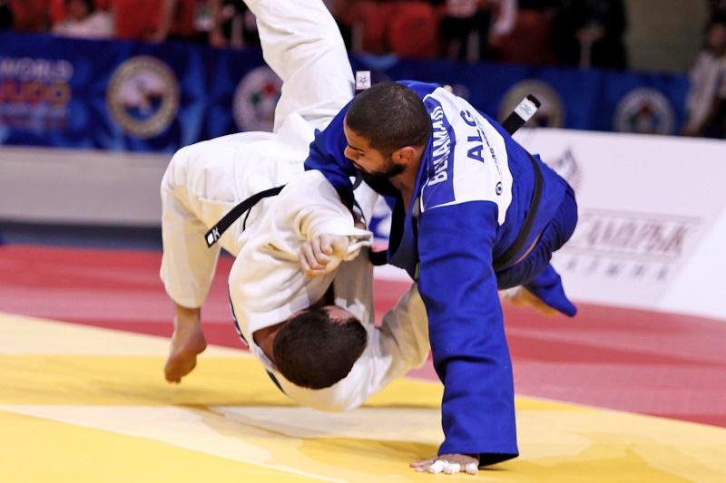 Benamadi judo Grand Slam 2018 de Paris-Bercy