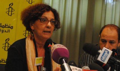 Amnesty International «profondément préoccupée par le climat de répression» en Algérie