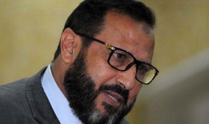 Le rebelle de salon Hassan Aribi sort de sa casemate dorée et tire un pétard