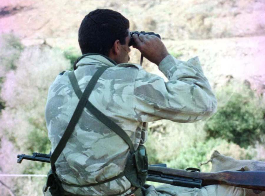 Armee ANP militaires