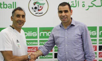 Fédération algérienne de football : l'entraîneur des gardiens Bouras résilie son contrat