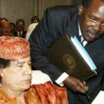 Kadhafi bras droit Sarkozy