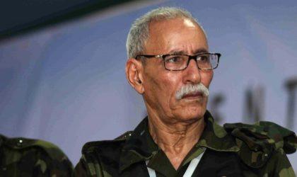 Front Polisario : «L'ONU doit fixer une date pour le référendum en urgence»