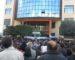 Grève dans l'enseignement : grand rassemblement devant la DE à Béjaïa