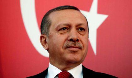 Le président turc Erdogan sera en Algérie les 27 et 28 février