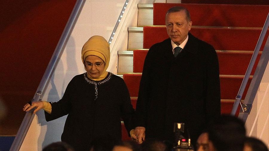 Erdogan Turquie