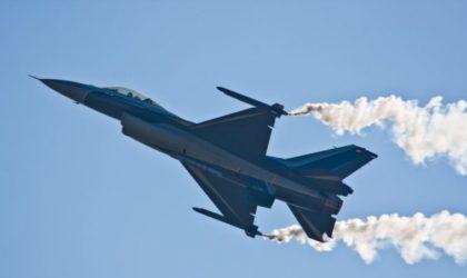La Syrie répond aux provocations deNetanyahouet abat un F-16 israélien