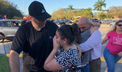 Floride: de «nombreux morts» lors d'une fusillade dans un lycée