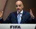 Le président de la Fifa appelle le foot italien à redorer le blason de la sélection nationale
