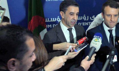 Ali Haddad: «Les exportations hors hydrocarbures atteindront plusieurs milliards d'euros»