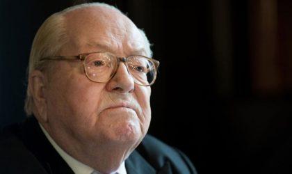 Jean-Marie Le Pen réécrit l'histoire : le tortionnaire justifie ses actes en Algérie